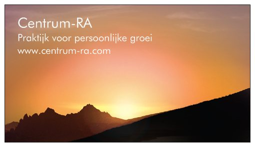 Spirituele coaching - Centrum-RA